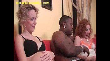 two anti xxx girls enjoying black cock