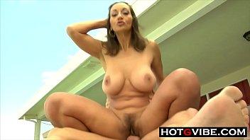 bp xxxx cock hungry step-mom is a big tits bikini milf