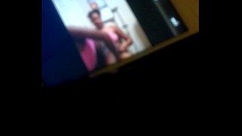 college ebony girl twerks on 89com facetime with bestfriend