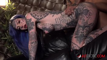 ho superchat sex hunters - tattooed ghost amber luke wants to fuck