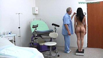 nicole love 18 boobyfruit yo went to her gynecologist