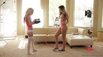 nubiles casting - can this stefanie joosten nude teen firecracker make it in porn