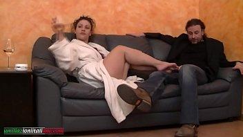 the pornoxx puppet of elisa- barefoot domination