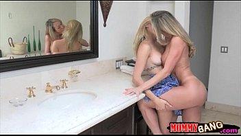teen beauty lia lor sharing saxi hot cock with stepmom brandi love