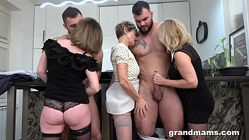 first xxx vds ever granny orgy cock fest