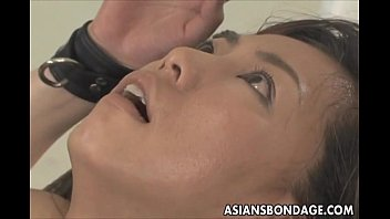 asian babe xxxx six bond and fuckd by a fucking machine