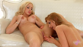 lesbian scene with melanie gold and xxx movei dominica fox by sapphic erotica