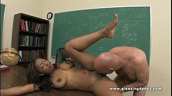 www vidz ebony slut kandi kream fuck her old teacher