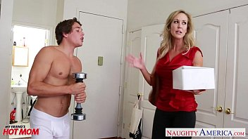 busty true nudist blonde mom brandi love fucking