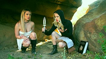 occultist lesbians dahlia sky and www xx vidoes charlotte stokely