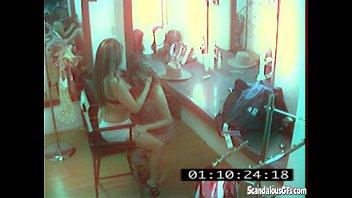 brazzer com cctv captures a hot and skanky lesbian affair