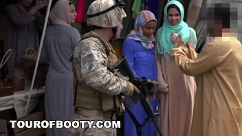tour of booty - operation pussy run with sexy girls having sex soldiers in the middle east