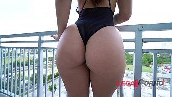 big butt slut kelsi monroe s first dp action makes her body massage sex tight asshole gape