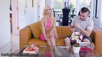 fantasymassage ex-boyfriends buddy sex vedos com manipulates her into fucking
