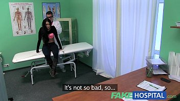 fakehospital tight hot wet xxsexx patient moans with pleasure