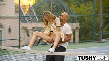 pokemon go xxx tushy first anal for tennis student aubrey star
