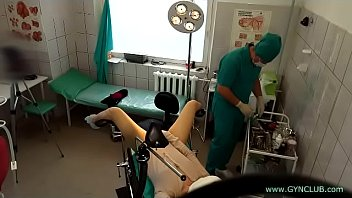 blonde at the bulu films gynecologist 53
