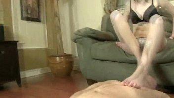 russian porn tumblr mistress fetish babe gives footjob