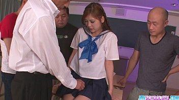 schoolgirl yura kasumi is xxx xom a hot japanese cum girl