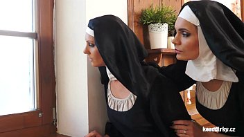 catholic nuns and the monster crazy monster www handjob and vaginas