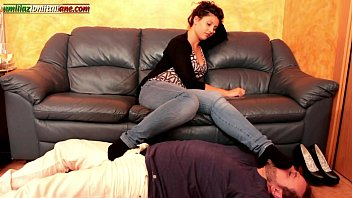 falling in love with elisa bfxxxx only smell part - jeans foot worship