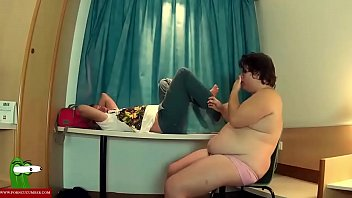 fat fucking at the www porngirls com hotel table iv 074