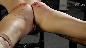 helpless girl xxx nxx whipped by two