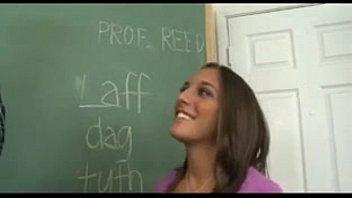 mischa www hclips brooks in classroom