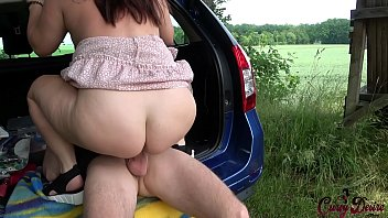 family stroke german amateur tests new car with hard fuck