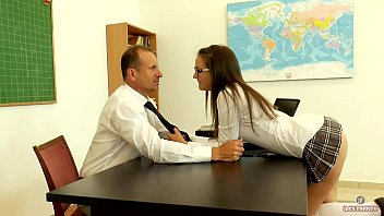 donnawildcard nude seducing my mature teacher in detention short version