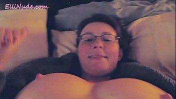 self shot as xvideoi i masturbate and cum in bed