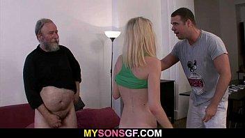 body massage xxx dad punishes his son s gf