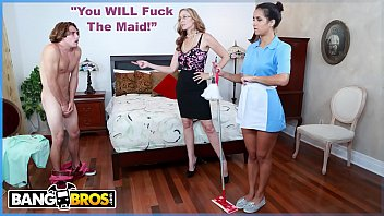 bangbros - milf julia ann gets her step son to fuck the xxx videod latin maid abby lee brazil