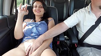 une balade en voiture qui se transforme en www tubexclips com crampie - kamasoul