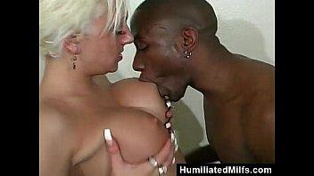 blonde milf gets wwwporm wrecked by black guy