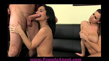 femaleagent real fucking a real sexual firecracker casting