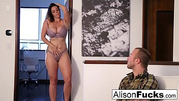 alison tyler drains chad sax xxx s cock with her mouth
