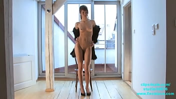 skinny long legged fashion and bdsm model girls xxxx candy tied up and whipped
