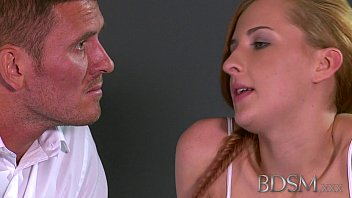 mom son xx bdsm xxx master gives young sub her first real domination experience