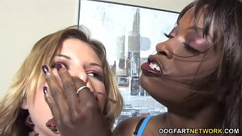 lesbian punishment sex old people fucking with leah livingston and monique