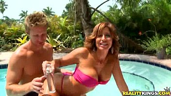 tara is ready to www sxe mingle in wet holiday by milfhunter