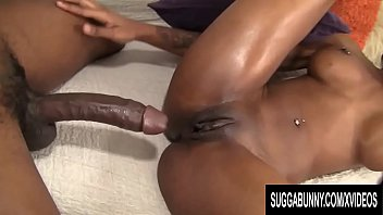 curvy black hoochie nadia jay www sexy mobi com gets naked and takes a big dick
