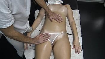 massage hidden hot sexy vidio camera in slow motion