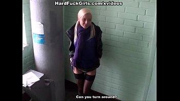 hardcore sex choda chudi with hot blonde
