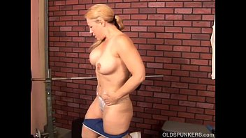 cute and cuddly mature blonde imagines you fucking xxxporno her wet pussy