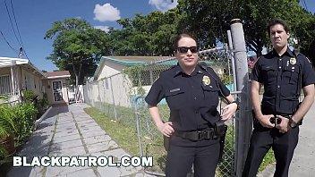 black xxxwwwcom patrol - police officers maggie green and joslyn respond domestic disturbance call