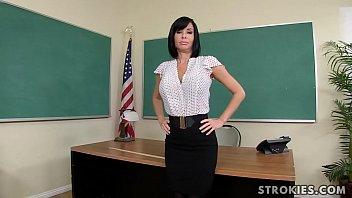 teacher veronica avluv xxxn vedio jerks off student