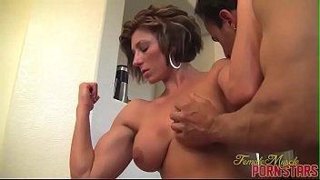 bubble butt nude female bodybuilder mistress amazon get worshiped