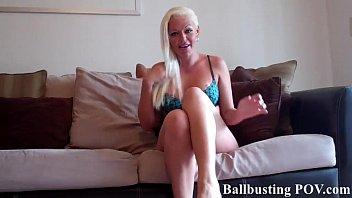 courtney wwwxxx18 ballbusting your balls