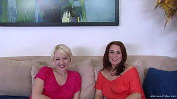 latina lesbian sexy video dekhni hai and her blonde girlfriend get wild